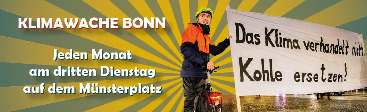 Klimawache Bonn